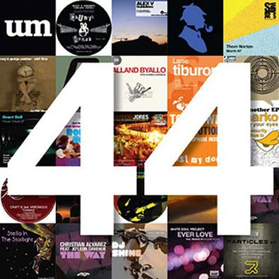 UM44 - Deep House Mix, Deep Tech, Underground House DJ Mix