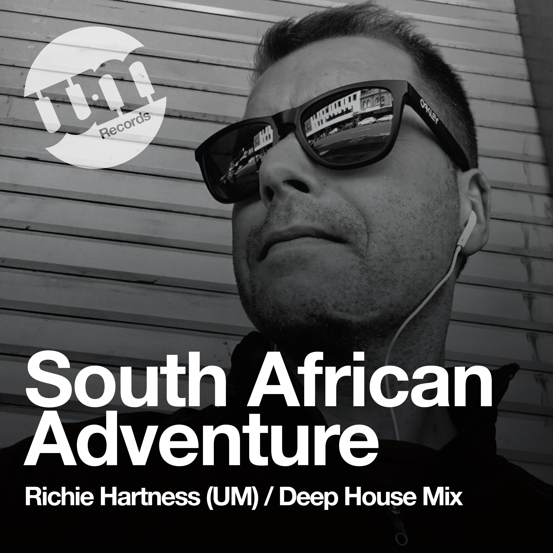 South African Adventure - Deep House Mix (11.04.20)