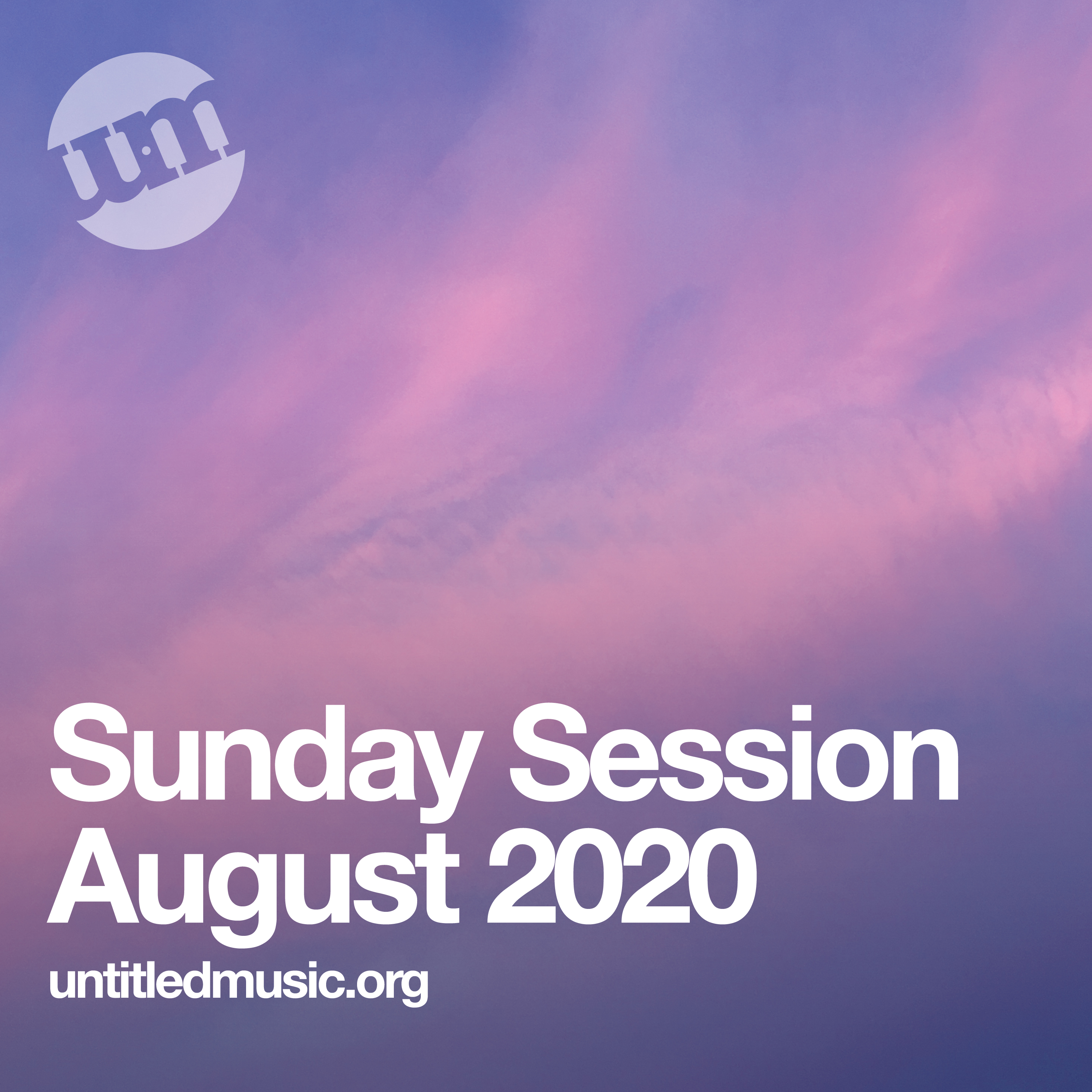 Sunday Session - August 2020